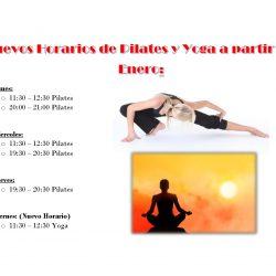 Horarios Pilates y Yoga-001